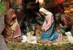 Belen de las Hnas del Sgdo Corazon de Jesus y de los Santos Angeles (Angelicas). Zaragoza. (oscarpuigdevall) Tags: espaa navidad zaragoza aragon belen nacimiento feliznavidad natividad oscarpuigdevall hermanasangelicas