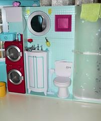 Barbie my house bathroom 2 (• Katie Doll ~) Tags: dolls ken barbie cutie camper mattel dollhouse barbiehouse barbiedolls barbiecamper barbiefashionistas barbiemyhouse kenfashionistas barbiefashionistascutie kenfashionistas2012 ryanfashionistas2012