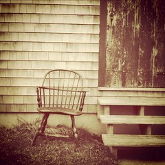 chrmkr's shop (lucy.loomis) Tags: door dan chair furniture santos cape windsor cod chairmaker barnstable cummaquid