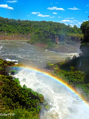 Parque Nacional Iguaz (Gaby Fil ) Tags: argentina misiones iguaz patrimoniodelahumanidad cataratasdeliguaz ph039 maravilladelmundo litoralargentino