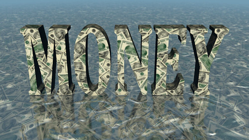Sea of Money, From FlickrPhotos