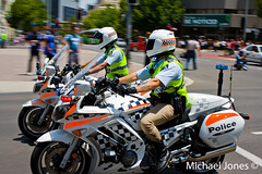 ACT Policing - Summernats City Cruise (Canon-Kid) Tags: police motorbike canberra act policing summernats citycruise actpolicing