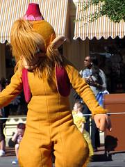 Celebrate A Dream Come True Parade (disneylori) Tags: mainstreet disney parade disneyworld characters wdw waltdisneyworld abu magickingdom townsquare mainstreetusa disneycharacters disneyparade disneyworldparade nonfacecharacters waltdisneyworldparade celebrateadreamcometrueparade aladdincharacters