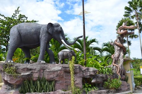 Negara Zoo Entrance 2 ©  Still ePsiLoN