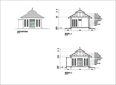Mushola sederhana di daerah tangerang2 (rumahdesain2000) Tags: tangerang bangunan sederhana mushola rencana rumahibadah projectlists