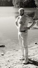 Russia: Me at a lake near Michurinskoye - IMG_8441 (Andreas Helke) Tags: portrait bw man me topv111 sepia self canon germany deutschland europa europe y russia 2006 andreas fav dslr popular canoneos350d picnik rusland flickrlife russland fav1 onemoretag p50 candreashelke andreashelke worldsfavorite michurinskoye haslargesize 2006091530nogroups 2006122461nogroups donothide oldstileoriginalsecret popularold 2012upload sepiap85 allsepia