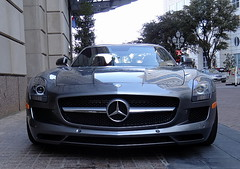Mercedes-Benz SLS AMG Roadster. () Tags: auto street xmas party vacation holiday car benz hotel design dallas downtown texas tx fast corso dallasfortworth 63 mercedesbenz parked dfw plano gt posh expensive happyholidays merrychristmas rue rtw parkedcar coup  vacanze sls amg happynewyear roundtheworld granturismo silvercar grandtour merryxmas hny globetrotter qualitytime myhotel highperformance downtowndallas lomac  stryd mbz crescentcourt luxuryhotel mercedesamg strase worldtraveler  grandtourer greycar   amggmbh aufrechtmelchergrosaspach rosewoodcrescent  rosewoodcrescenthotel slsamg rosewoodcrescenthoteldallas  dallas2011 twodoorcoup rosewoodcrescentdallas luxurydallashotel