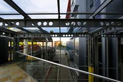 Plus City (austrianpsycho) Tags: building gebäude parkhaus geländer pasching pluscity