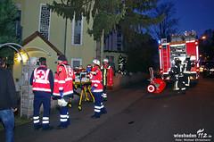 Feuer Querfeldstrae 17.01.12 (Wiesbaden112.de) Tags: wiesbaden garage stadtmitte kche brand feuer herd wohnung feuerwehr rauch anbau zeitungen rauchgasvergiftung ersthelfer schwerverletzt