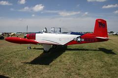 Beech T-34A Mentor N221CG (Flightline Aviation Media) Tags: air