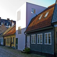 Townhouse, Landskrona (s_p_o_c) Tags: architecture skne sweden townhouse architect sverige architects arkitektur landskrona arkitekt gatuhus eldingoscarson jonaselding johanoscarson