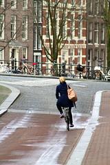Biker.NL (I_am_Allan) Tags: road travel holland netherlands dutch amsterdam bike canon eos rebel nederland thenetherlands cobblestone blonde tamron tamron18270mm tamron18270mmf3563diiivc t1i