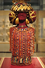 Penn Museum (PMillera4) Tags: philadelphia museum beads nikon iraq archeology anthropology universityofpennsylvania headress pennmuseum ancientiraq