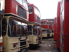 Barnett's Coach Travel 54 C54CHM & 43 C43CHM (Will Swain) Tags: travel london coach depot hull 54 stagecoach 43 barnetts selkent l54 l43 c43chm c54chm