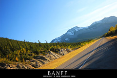 ( BANFF 1 ) ( SUMAYAH ) Tags: ca canon landscape eos alberta banff 2011 september21 550d sumayah