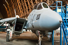 F-14A Tomcat (Ryan Grove) Tags: plane airplane f14 tillamookairmuseum f14a f14atomcat