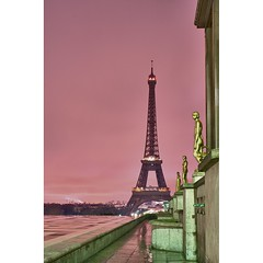 Paris, la Tour Eiffel (Zed The Dragon) Tags: morning light sunset paris france reflection ex architecture night 35mm french geotagged effects photography lights iso100 photo long exposure flickr tour view shot minolta photos sony f100 eiffel best fave reflet most ciel esplanade palais faves 100 alpha nuit postproduction sal zed dg 2012 francais lightroom chaillot historique effets storia parisien flickrs favoris 0sec a850 hpexif flickraward concordians 100commentgroup 100comment dslra850 alpha850 zedthedragon 100coms fontenayexpozed flickrstruereflection1 flickrstruereflection2 flickrstruereflection3 flickrstruereflection4 flickrstruereflection5 flickrstruereflection6 flickrstruereflection7