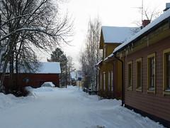 IMG_1591a (SeppoU) Tags: street winter snow canon suomi finland lumi talvi katu forssa ixus80is copyleftby seppouusitupa