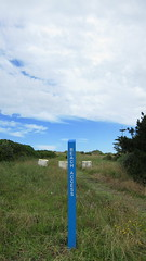 Waitarere 2012 (Kiwi Frenzy On Location) Tags: new newzealand beach sign january zealand nz access 2012 waitarere horowhenua kiwifrenzy onlcoation