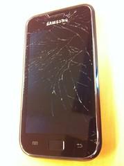 Samsung Galaxy S, b0rked