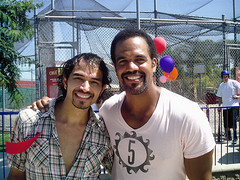 Diegodiego and Kristoff St John (Theworldsnumberoneentertainer) Tags: world music news film television radio entertainment hollywood celebrities luminaries gossip rumors publicfigures diegodiego escandals