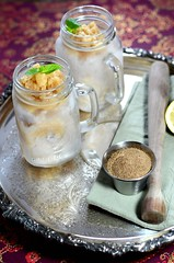 Bombay Granita 4 (abrowntable) Tags: dessert ginger lemon indian peach pear nectarine granita