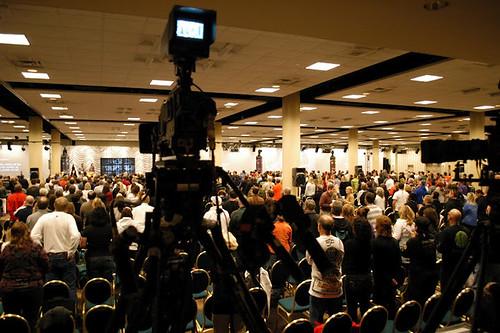 Dallas Sunday Service 1/2012