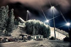 The new Holmenkollen Ski Jump in Oslo (www.s999.co.uk) Tags: new oslo norge beacon 90s holmenkollen the norwegia norwey jakubpyrdek studio999travel