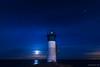 Moon rise lighthouse-2421 (Joe Follest Photography) Tags: moon lighthouse beach night clouds stars harbour oshawa follestphotography oshawalake follest oshawalakeontario