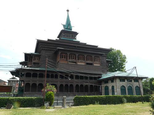Khanqa Shah Hamdan Srinagar (5)