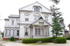 Former Division Commander's House (ELCAN KE-7A) Tags: house japan pentax  niigata division commander takada 2016   jyoetsu     k5s