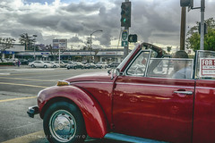 (Chains of Pace- Road Trip to LA) Tags: california street clouds candid sony longbeach