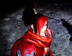 Wildestaar Savyer in Dynasty Warriors7Empires9943 (Cliffather) Tags: customcharacter originalcharacter oc ps3game soulcalibur fightinggame outdoor