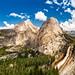 Nevada Fall - Merced River - Yosemite