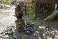 c20140313NFX_1898 (youngman242) Tags: woman display goods honba transportgoods vietnamkhanhhoa
