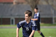 CMS BOY'S SOCCER 1 2016 (alexanderrmarkovic) Tags: sport athletics soccer varsity fitness cms boyssoccer varsityred elitesport