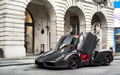 Full Carbon. (Alex Penfold) Tags: street london cars alex car body super ferrari full enzo autos carbon 3000 gumball regents supercars penfold 2016 bodied zanasi