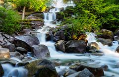 P5040238 (adriandorrius) Tags: sunset lighthouse mountain snow canada vancouver waterfall bc hiking explorebc