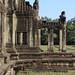 Angkor Wat. External wall, seen from inside
