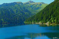 ARCHES-BEAUFORT, LE LAC DE ST-GUERIN (Gilles Poyet photographies) Tags: france lac beaufortain archesbeaufort lacdestgurin auvergnerhnealpes