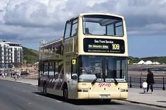 152FRH  Scarborough & District (highlandreiver) Tags: bus buses district yorkshire east and scarborough motor services 152 frh eyms 152frh