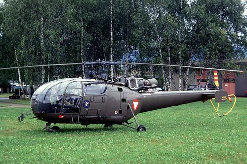 Alouette 3 Austria