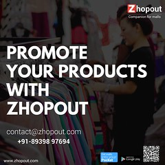 Promote your Products - Zhopout (zhopout.com) Tags: products promote zhopout