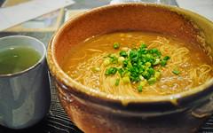 homemade curry (chuleanne) Tags: travel food japan tea backpacking japanesefood japanesetea