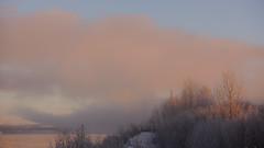 frosty winter morning (CB in AK) Tags: winter alaska sunrise frost inlet