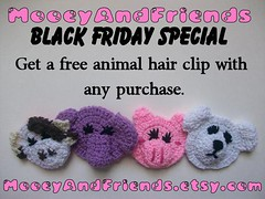 Black Friday Special (Mooy) Tags: shop blackfriday handmade free special etsy cybermonday mooeyandfriends