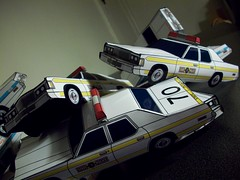 102_7493 (jcarwil) Tags: chicago scale car paper toy illinois state brothers blues police craft monaco dodge 75 74 papercraft 76 125 2011 bluesmobile jcarwil