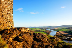 View from Kinnoull Tower (billmac_sco) Tags: landscape scotland perthshire kinnoullhill