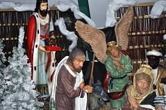 Die Weihnachtsgeschichte (MaretH.) Tags: christmas angel weihnachten engel nativity magi nativityscene krippe weihnachtsgeschichte heiligedreikönige krippenfiguren nativityofjesus kingsfromtheeast