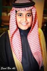 Prince from the ruling Al Saud family (Sud Bin Ali   ) Tags:
